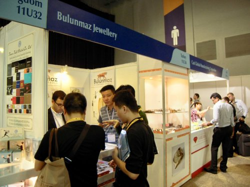 Hong Kong Jewellery Fair 2