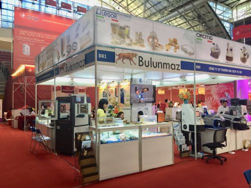 Vietnam Jewellery Fair