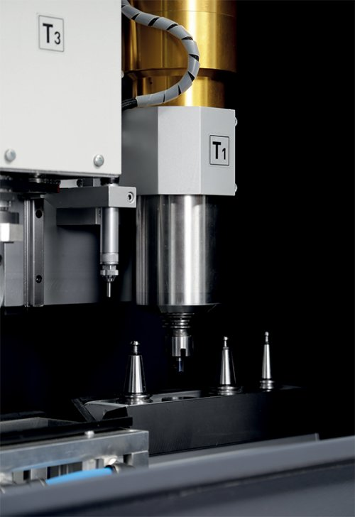 50.000rpm 2.8kw heavy duty spindle for smooth engraving