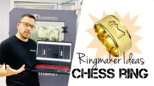 DO YOU LIKE CHESS? I MADE A CHESS RING!!!