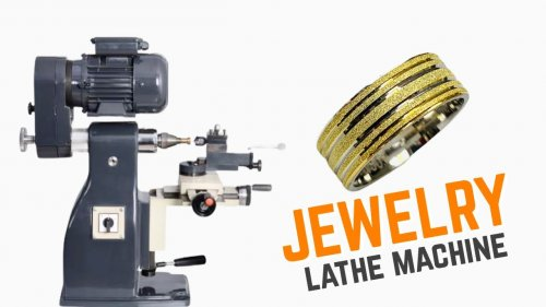 JEWELRY LATHE MACHINE for Ring Production